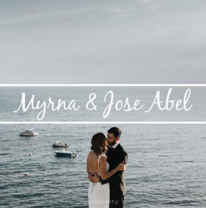 Myrna & Jose