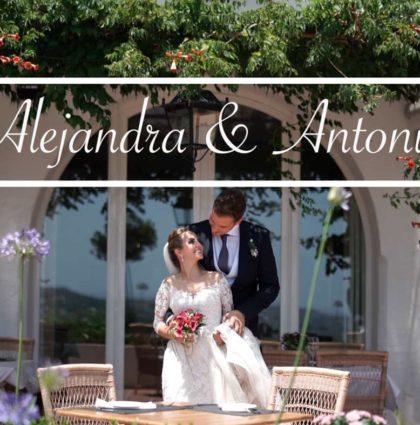 Alejandra & Antonio